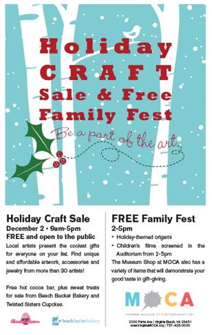 Holiday Craft Sale
