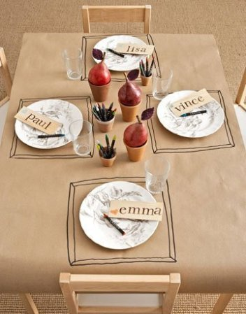 photo from apartmenttherapy.com (who saw it at thekitchn.com, who got it from Country Living)
